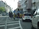 Überführung der Fahrzeuge nach Rodersdorf